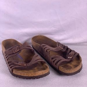 Women's Birkenstock Granada Soft Footbed Sandals